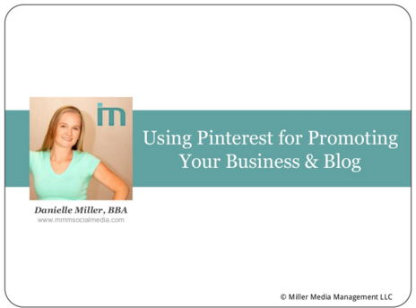 5 Undeniable Reasons Businesses & Bloggers Use Pinterest
